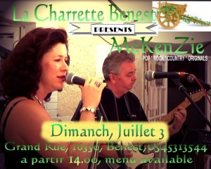 La Charrette B July 3