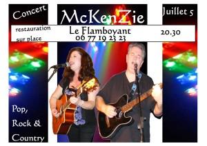 McKenZie Juillet 5