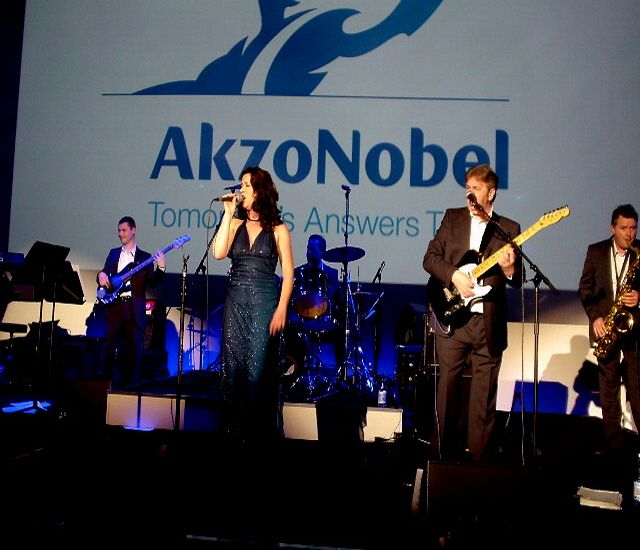 McKenZie corporate concert in Amsterdam 2