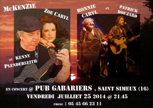 Pub Gabariers July 25 2014